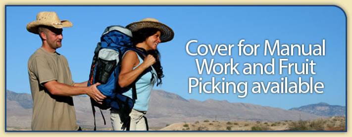 63 Sports and Leisure Activities Included with Our Backpacker Insurance